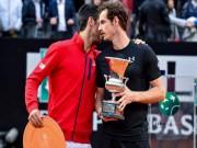 Thể thao - Đánh 5 set, Murray không đủ sức hạ Djokovic