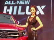 Ô tô - Xe máy - Toyota Hilux 2016 ra mắt ở Malaysia, giá rẻ hơn VN