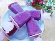 Ẩm thực - Kem sữa chua dâu tằm đánh bay nắng nóng