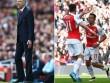 """HLV Wenger cảnh giác trước """"mối đe dọa"""" từ Ozil và Sanchez"""