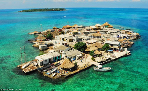 Những hòn đảo đông đúc nhất thế giới - 5
