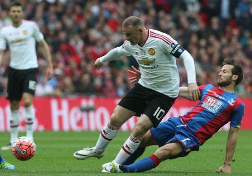 Video MU vs Crystal Palace - 1