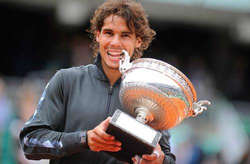 """Roland Garros: Nadal """"bỡ ngỡ"""" vì không phải ĐKVĐ - 1"""