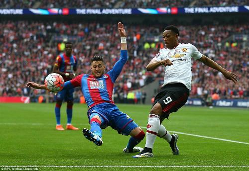 """Ảnh: MU & hành trình 120 phút """"lên đỉnh"""" FA Cup - 2"""