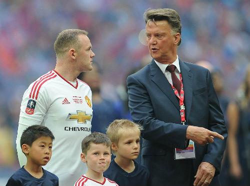"""Ảnh: MU & hành trình 120 phút """"lên đỉnh"""" FA Cup - 1"""