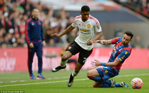 """Ảnh: MU & hành trình 120 phút """"lên đỉnh"""" FA Cup - 3"""