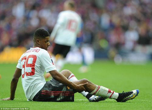 """Ảnh: MU & hành trình 120 phút """"lên đỉnh"""" FA Cup - 4"""
