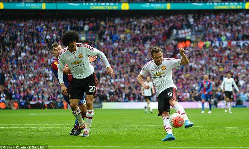 """Ảnh: MU & hành trình 120 phút """"lên đỉnh"""" FA Cup - 6"""