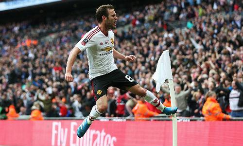 """Ảnh: MU & hành trình 120 phút """"lên đỉnh"""" FA Cup - 7"""