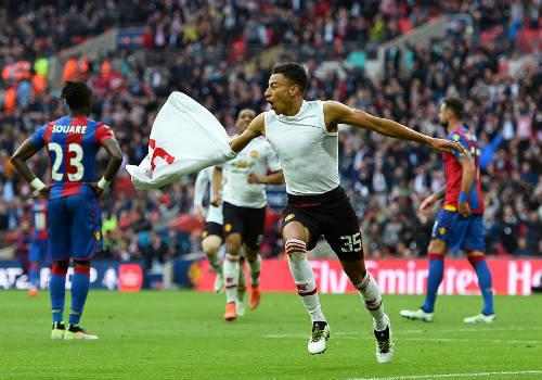 """Ảnh: MU & hành trình 120 phút """"lên đỉnh"""" FA Cup - 11"""
