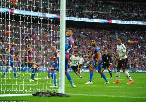 """Ảnh: MU & hành trình 120 phút """"lên đỉnh"""" FA Cup - 10"""