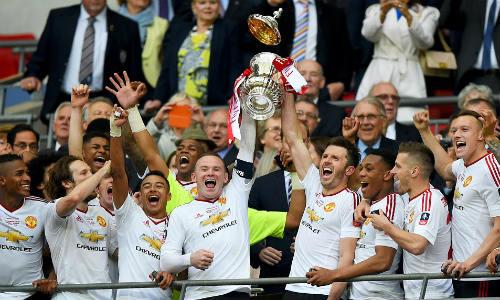 """Ảnh: MU & hành trình 120 phút """"lên đỉnh"""" FA Cup - 13"""