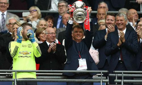 """Ảnh: MU & hành trình 120 phút """"lên đỉnh"""" FA Cup - 14"""