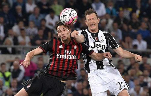 """Juventus - AC Milan: """"Nhát kiếm"""" chí tử - 1"""