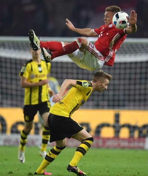 Bayern - Dortmund: Món quà ngày chia li - 1