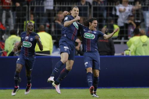 """Marseille - PSG: """"Đại tiệc"""" 6 bàn thắng - 1"""