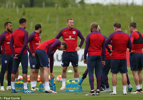 Doi hinh doi tuyen Anh tai Euro 2016 - 1