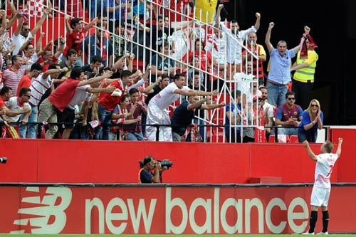 Barca – Sevilla: Vì một cú đúp - 3