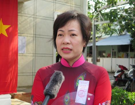 2.000 can phạm trại Chí Hòa xúc động đi bầu cử - 1