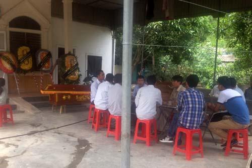 Tin mới nhất vụ nghịch tử giết cha ở Nghệ An - 1