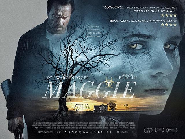 Trailer phim: Maggie - 1