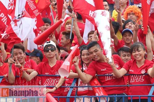 Fan Hải Phòng tạo không khí cuồng nhiệt ở Thanh Hóa - 8