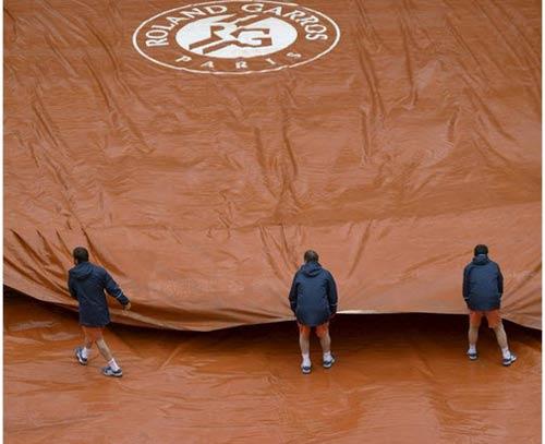 Roland Garros ngày 1: Kyrgios khởi đầu vất vả, hoãn trận Nishikori - 4