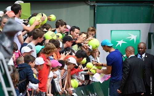 Roland Garros ngày 1: Kyrgios khởi đầu vất vả, hoãn trận Nishikori - 6