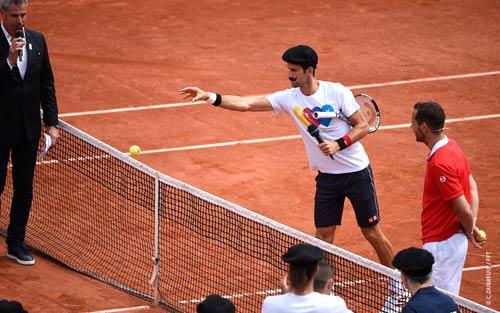 Roland Garros ngày 1: Kyrgios khởi đầu vất vả, hoãn trận Nishikori - 7