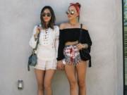 Thời trang - Nàng tín đồ gốc Á sành điệu chọn gì cho mùa hè?