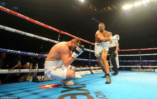 """Boxing: 275 giây, David Haye """"diệt"""" đối thủ - 5"""
