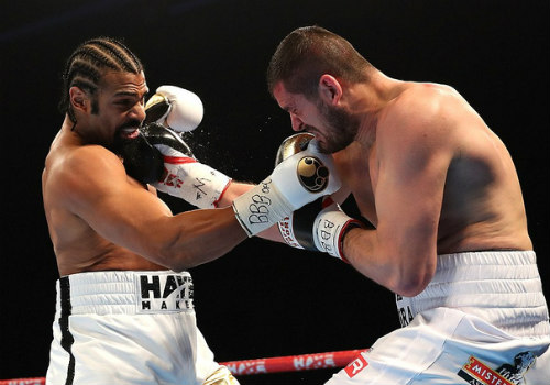 """Boxing: 275 giây, David Haye """"diệt"""" đối thủ - 4"""