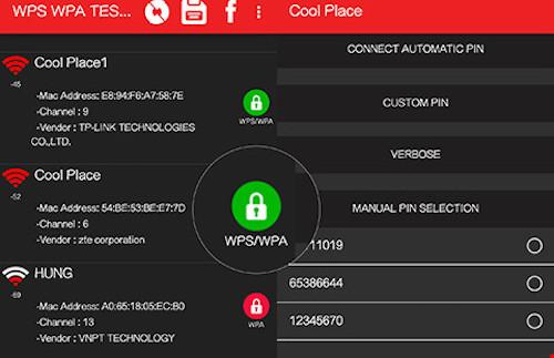 Tìm lại mật khẩu Wi-Fi trên smartphone mà không cần root - 1