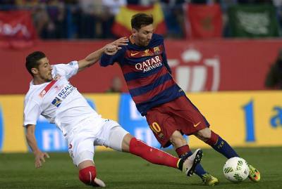 Chi tiết Barca - Sevilla: Vua vẫn là vua (KT) - 3