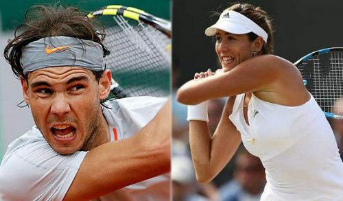 Tennis 24/7: Nadal đánh cặp mỹ nhân ở Olympic 2016 - 1
