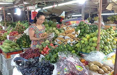 Trái cây theo đại gia Thái đổ bộ vào Việt Nam - 1