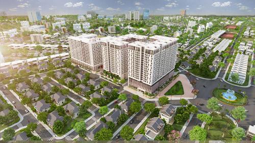 Sky 9 - căn hộ tiêu chuẩn Hàn Quốc giá đột phá chỉ 765 triệu đồng - 3