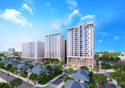Sky 9 - căn hộ tiêu chuẩn Hàn Quốc giá đột phá chỉ 765 triệu đồng - 1