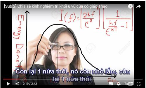 Khối u vú cô giáo Thao đã tan đi một nửa! - 2
