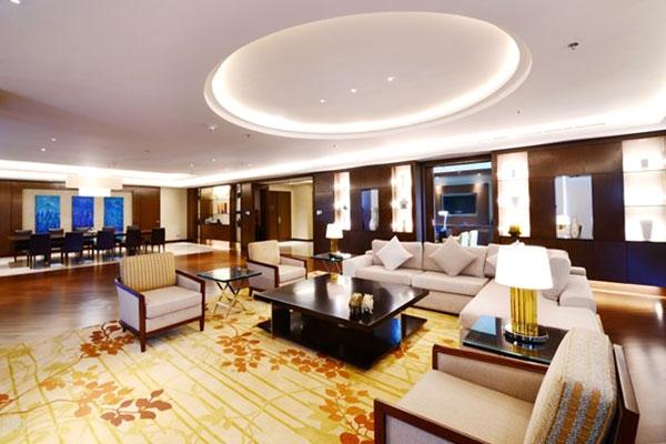 Phòng Obama ở KS Marriott 150 triệu/đêm - 3