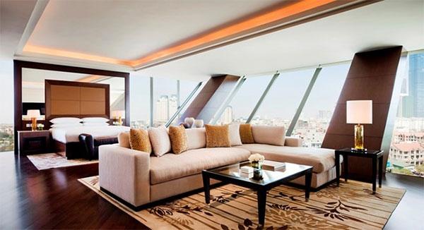 7.000 USD là chi phí cho mỗi đêm ở phòng Tổng thống của khách sạn J.W Marriott - 4