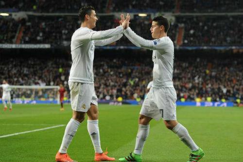 Cải tổ đội hình: Real tính bán cả Ronaldo, James - 1