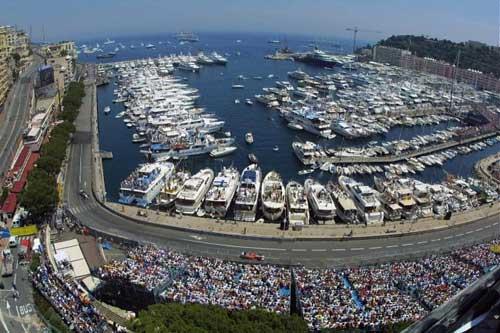 """F1, Monaco GP: """"Thánh địa"""" của xe an toàn - 1"""