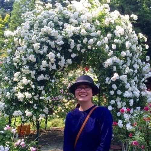Lạc lối giữa vườn hồng cổ tích ở Nhật - 12