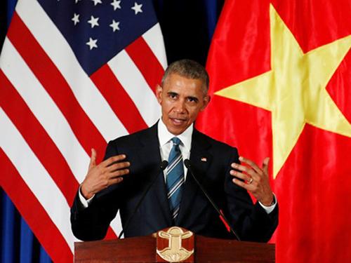 Obama sau khi nghỉ ngơi đến Việt Nam - 2