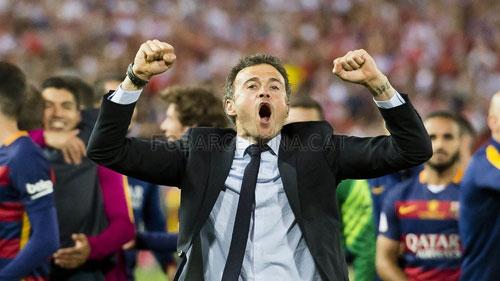 Lỡ cúp C1, lập cú đúp quốc nội: Barca vẫn vĩ đại - 2