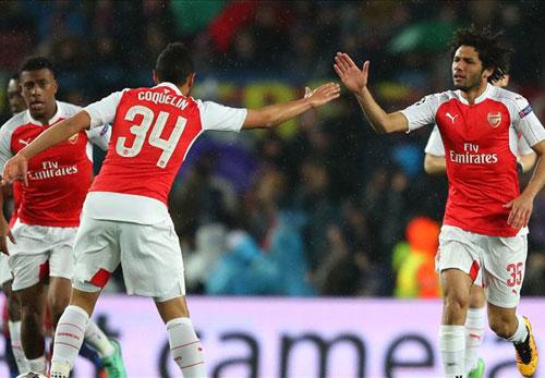 Tin HOT tối 23/5: Siêu phẩm hạ Barca đẹp nhất mùa Arsenal - 1