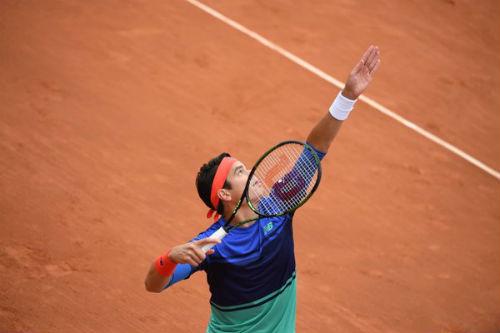 Roland Garros ngày 2: Nhiều hạt giống rơi rụng - 9