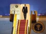 Tin tức trong ngày - Tổng thống Obama đã đến Hà Nội