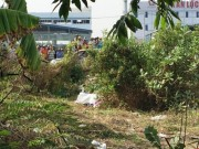 An ninh Xã hội - Kinh hoàng phát hiện thi thể trong bao tải gần chung cư